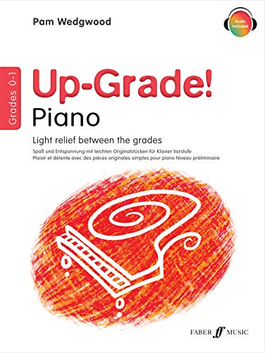 Up-Grade! Piano Grades 0-1 By By (composer) Pam Wedgwood
