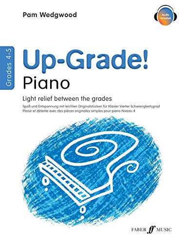Up-Grade! Piano Grades 4-5 By Arranged by (music) Pam Wedgwood