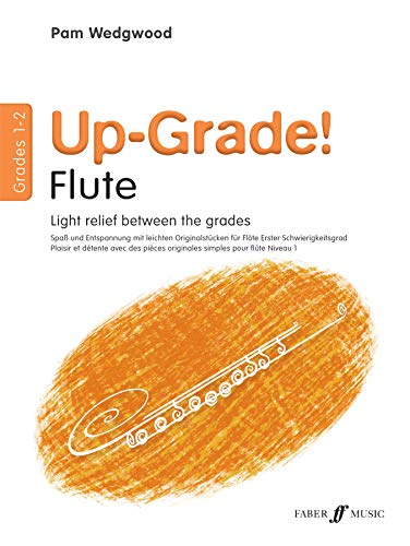 Up-Grade! Flute Grades 1-2 By By (composer) Pam Wedgwood