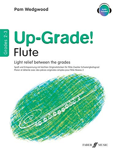Up-Grade! Flute Grades 2-3 By By (composer) Pam Wedgwood
