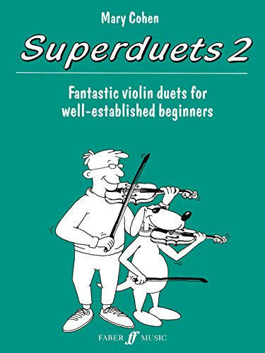 Superduets Book 2 By Mary Cohen