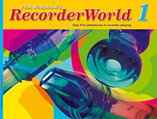RecorderWorld pupil's book 1 (with CD) By Pamela Wedgwood