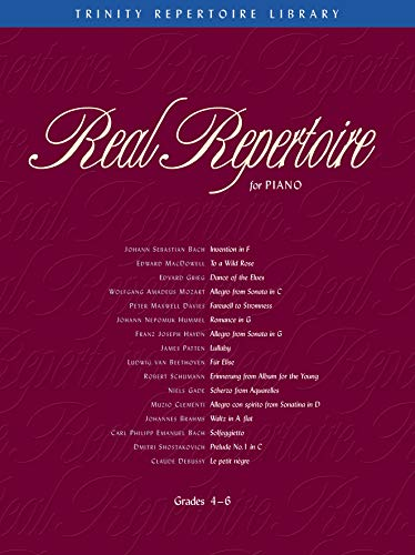 Real Repertoire for Piano By Edited by Christine Brown