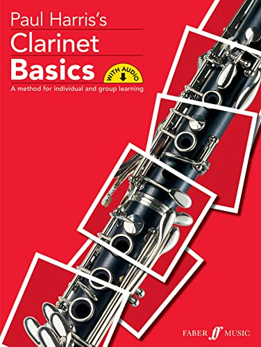 Clarinet Basics Pupil's book (with CD) By Paul Harris
