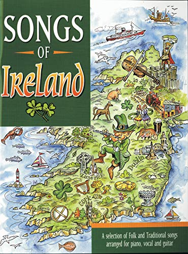 Songs Of Ireland By Other Alfred Music