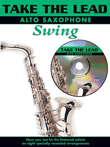 Take The Lead: Swing (Alto Saxophone) By Other Alfred Music
