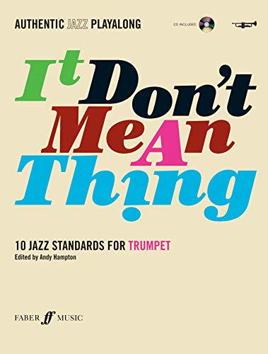 It Don't Mean A Thing (Trumpet) By Arranged by (music) Andy Hampton