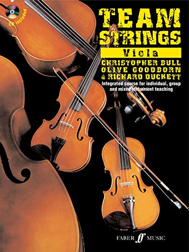 Team Strings: Viola By Christopher Bull