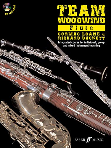 Team Woodwind: Flute By Richard Duckett