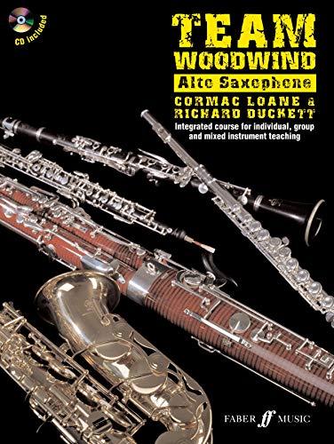 Team Woodwind: Alto Saxophone by Richard Duckett