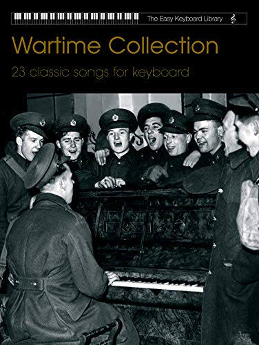 Easy Keyboard Library: Wartime Collection By