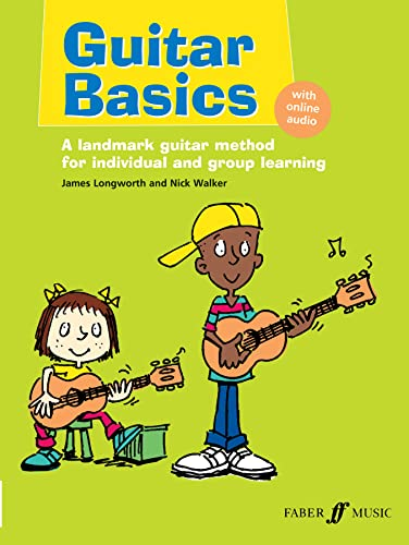 Guitar Basics By James Longworth