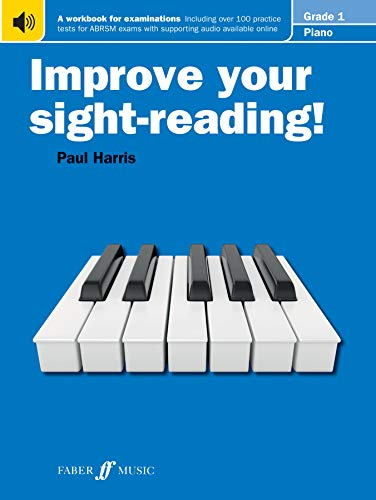 Piano: Grade 1 (Improve Your Sight-reading!) By Paul Harris