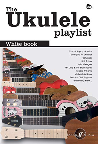 The Ukulele Playlist: White Book By By (composer)