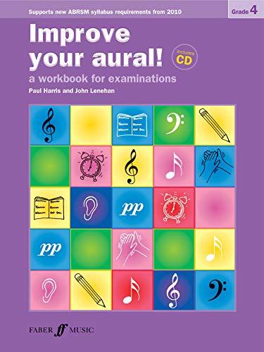 Improve Your Aural! Grade 4 By Paul Harris