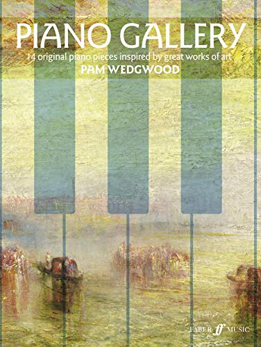Piano Gallery (Piano Solo) By By (composer) Pam Wedgwood