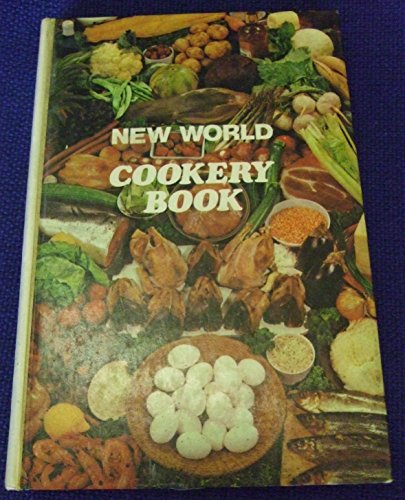 New World Cookery Book By New World (Gas Cookers) Limited