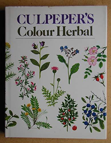 Culpeper's Colour Herbal By Nicholas Culpeper