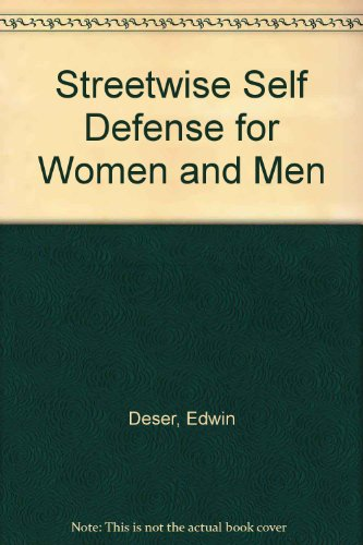 Streetwise-Self-Defence-for-Women-and-Men-by-Deser-Edwin-0572014678-The-Cheap