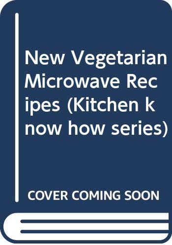 New Vegetarian Microwave Recipes By Sue Locke