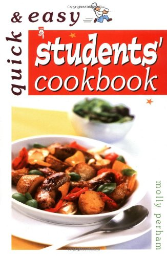 Quick and Easy Student's Cookbook By Molly Lodge