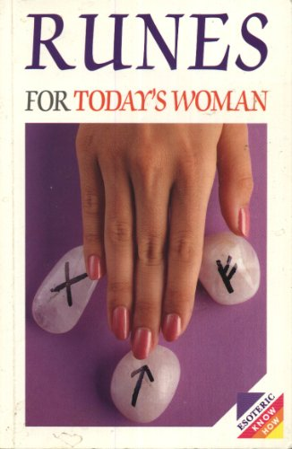 Runes for Today's Woman By Cassandra Eason