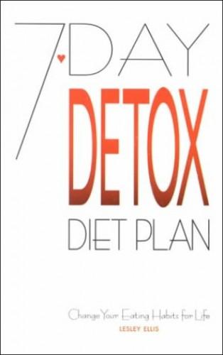 7 Day Detox Diet Plan By Lesley Ellis