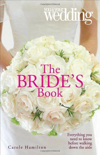The Bride's Book By Carole Hamilton