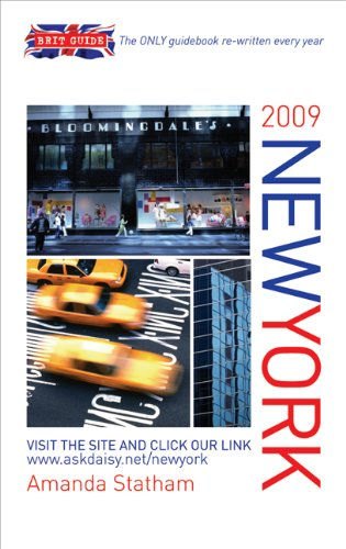 Brit Guide to New York By Amanda Statham