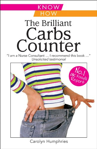 The Brilliant Carbs Counter By Carolyn Humphries