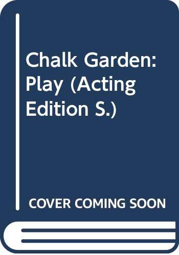 Chalk Garden By Enid Bagnold