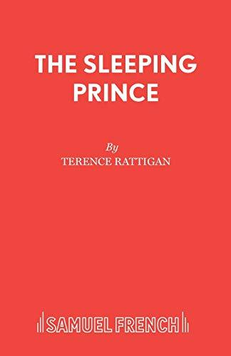 The Sleeping Prince By Terence Rattigan