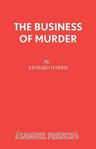 Business of Murder By Richard Harris