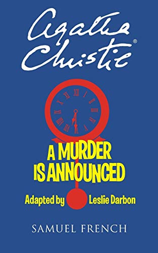 A Murder is Announced By Leslie Darbon