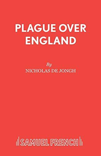 Plague Over England By Nicholas de Jongh