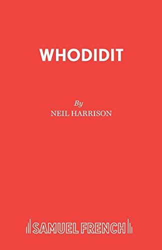 Whodidit? By Neil Harrison