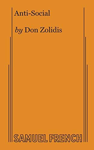 Anti-Social By Don Zolidis