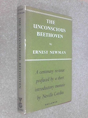 Unconscious Beethoven By Ernest Newman