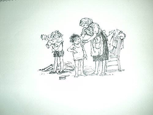 Lucy and Tom's Day By Shirley Hughes