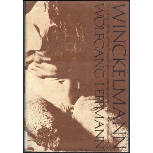 Winckelmann By Wolfgang Leppmann