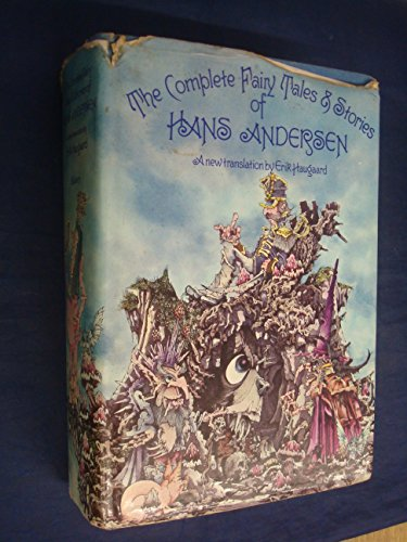 Complete Fairy Tales and Stories By Hans Christian Andersen