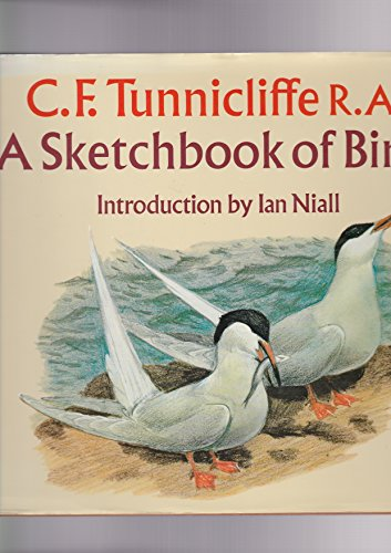 Sketchbook of Birds by C.F. Tunnicliffe