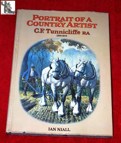 Portrait of a Country Artist By Ian Niall