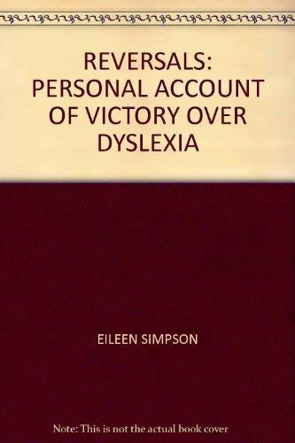 Reversals By Eileen Simpson