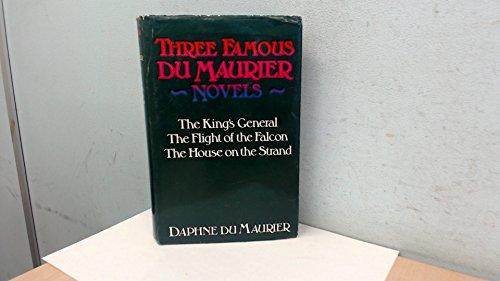 Three Famous Du Maurier Novels By Daphne Du Maurier