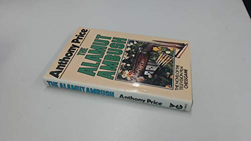 The Alamut Ambush By Anthony Price