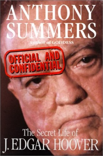 Official And Confidential By Anthony Summers