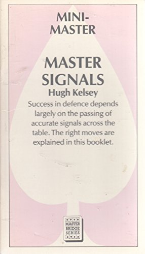 Master Signals By Hugh Kelsey