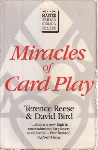 Miracles of Card Play By Terence Reese