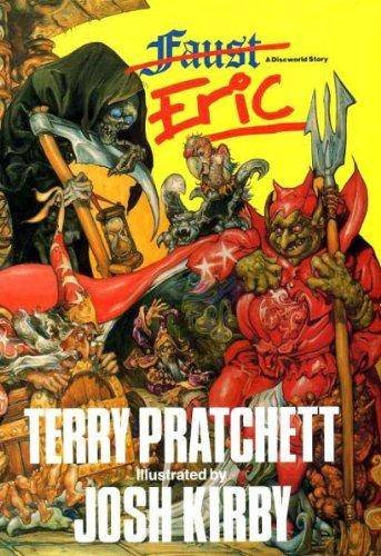 Eric (Discworld Novels) By Terry Pratchett